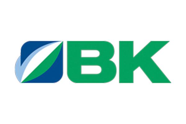Code peinture Bk Gas
