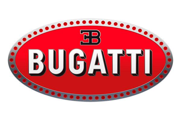 Code peinture Bugatti