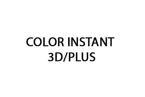 Code peinture Color Instant 3D/Plus