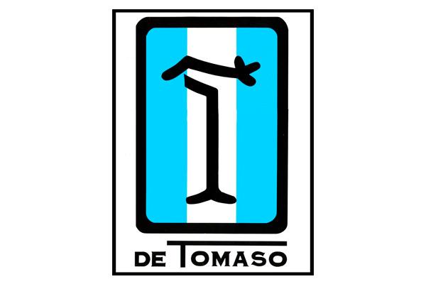 Code peinture De Tomaso