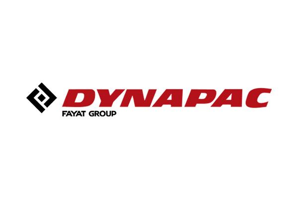 Code peinture Dynapac