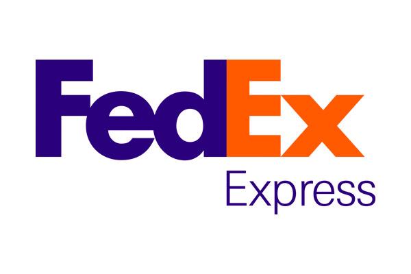 Code peinture Federal Express