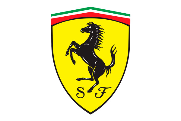 Code peinture Ferrari