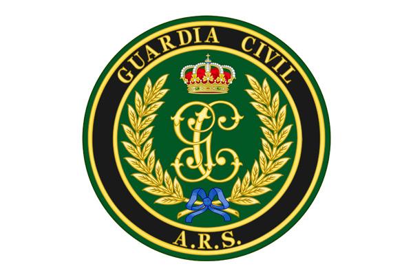 Code peinture Guardia Civil