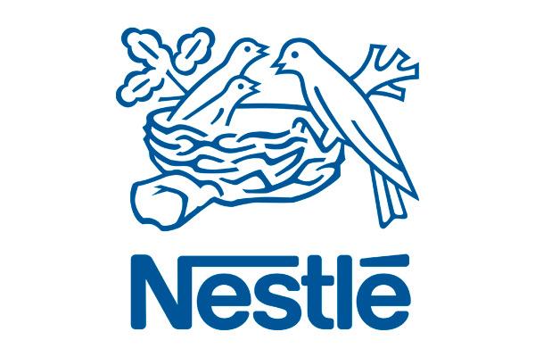 Code peinture Nestle