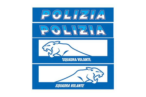 Code peinture Polizia