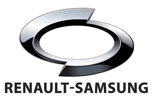 Code peinture Renault-Samsung