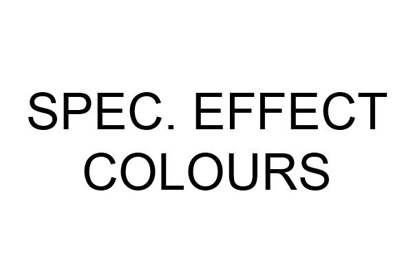 Code peinture Spec. Effect Colours