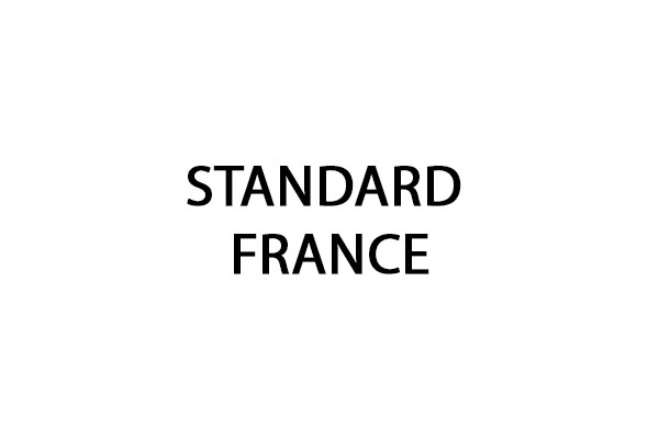 Code peinture Standard France